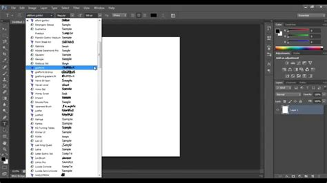how to insert pattern in photoshop cs6 how to add fonts to adobe photoshop cs6 cs5 cs4 cc youtube
