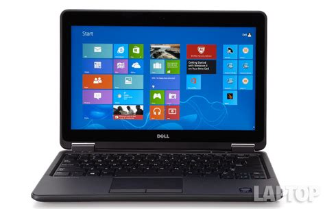 Laptop Dell E7240 dell latitude e7240 touch review business notebook laptop