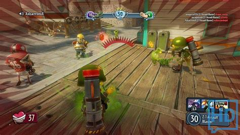 Garden Warfare Gameplay by Plants Vs Zombies Garden Warfare Gameplay 1 Hd Tecnolog 237 A