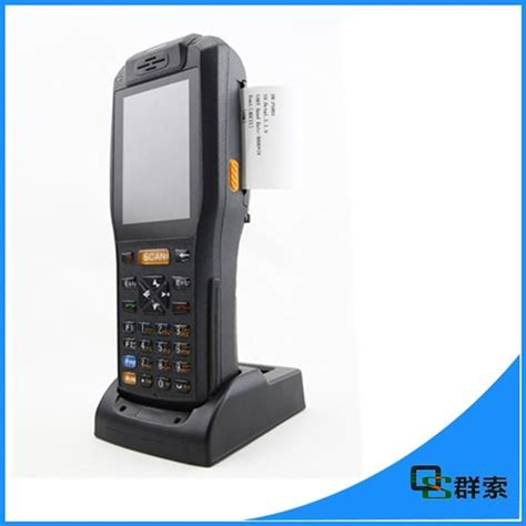 Printer Qr Code mobile data collector terminal portable thermal printer qr code pda scanner pda3505 qs