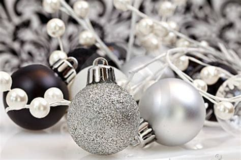 black and white christmas decor luxury topics luxury