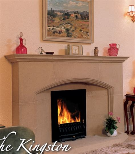 Fireplaces Kingston by Minster Kingston Exclusive Fireplace