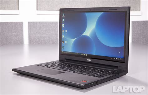 Laptop Dell Inspiron 15 3000 dell inspiron 15 3000 review and benchmarks