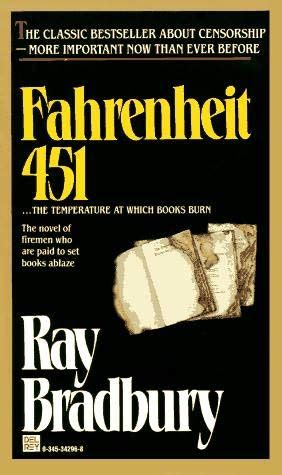 fahrenheit 451 book fahrenheit 451 by ray bradbury all the covers
