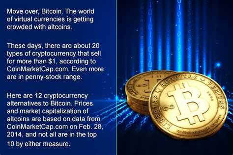 bitcoin from binary to gold your cryptocurrency guide from poor to rich books 6 cryptocurrency alternatives to bitcoin steemit