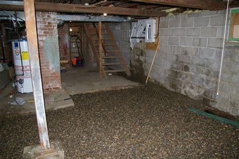 troubleshooting wet basements
