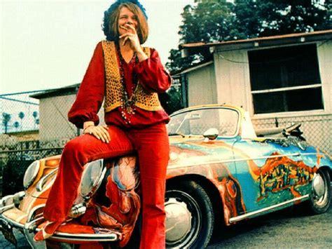 porsche project recreation  janis joplins psychedelic painted  porsche  cabriolet
