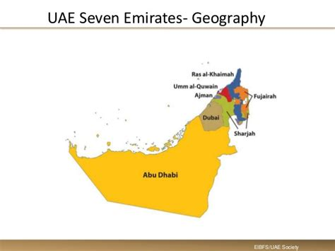 uae states map primer on middle east part xvii general data on uae