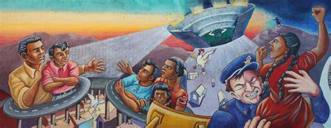 Research The Great Wall Of Los Angeles Vm 420 Research Chicano Artists Los Angeles