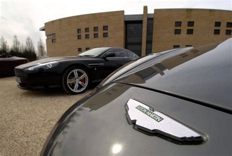 aston martin headquarters jaguar land rover owner tata motors holds with aston