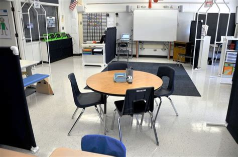 special education room setup pin by roanne johnson on school inspirations ideas