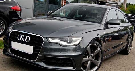 Audi A6s Line by Audi A6 S Line