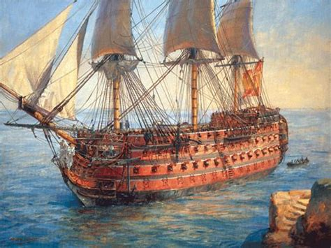 santisima trinidad first rate ship of the line 1769