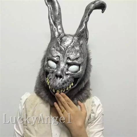 Rabbit Rubber Large scary rabbit costumes promotion shop for promotional scary rabbit costumes on aliexpress