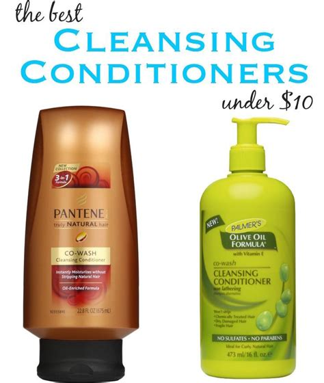 Inexpensive Detox Cleanse by Cheap Thrills Favorite Cleansing Conditioners 10