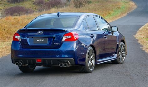 2016 subaru wrx wrx sti pricing and specifications