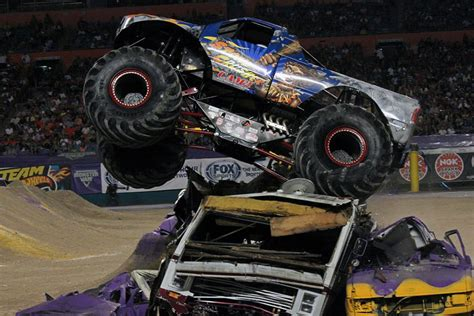 monster truck jam miami miami florida monster jam february 8 2014