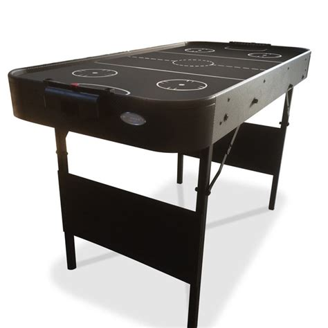 Folding Air Hockey Table Folding Shark Air Hockey Table Savvysurf Co Uk