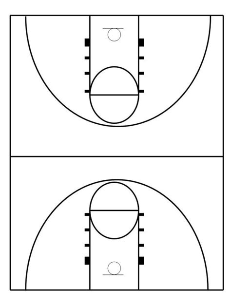 basketball court diagram basketball diagrams diagram site