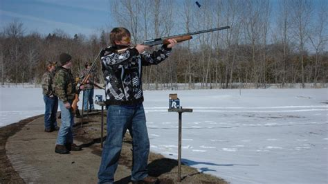 wdc clay target shooters open season minnesota state