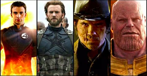 famous actors marvel 13 famous actors who have starred in movies from marvel as