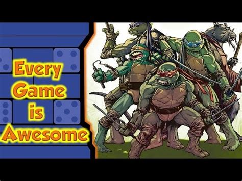 Tmnt Shadow Of The Past Boardgame shadows of the past 2009 vidimovie