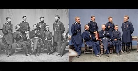 civil war photos in color before and after pictures blood and the civil war
