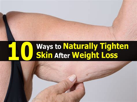 How To Tighten Skin After Weight Loss by 10 Ways To Naturally Tighten Skin After Weight Loss