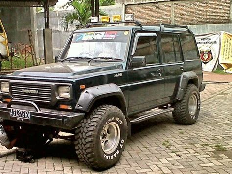 Daihatsu Taft Hiline the daihatsu taft hiline in indonesia cool car jeep