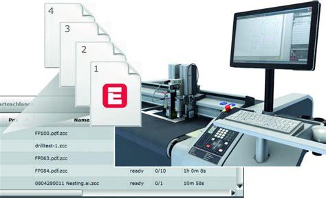 zünd design center software da zund la versione 2 1 del software zund cut center