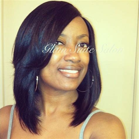 full head weaves styles full head bob weave styles hairstyle gallery