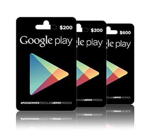 Play Store Original Las Tarjetas Regalo De Play Ya Disponibles En M 233 Xico