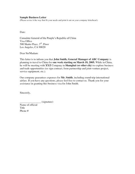 Business Letter Template Free Exle Mughals Letter Template For