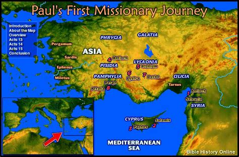 dj and the pa journey in the beginning paul at paphos of cyprus paul s first missionary journey