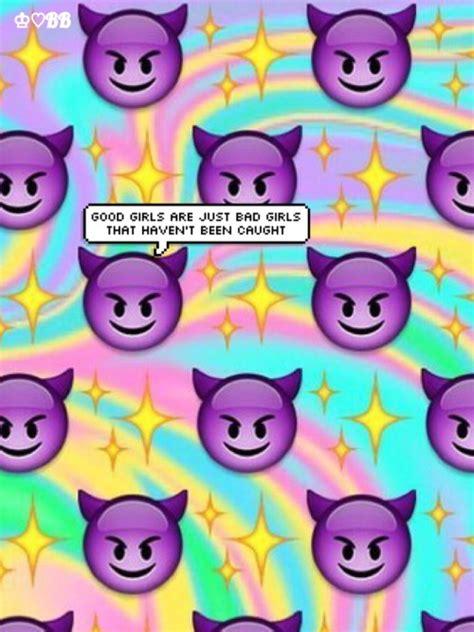 emoji wallpaper devil purple devil emoji tumblr
