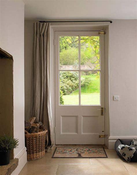 Best 25  Front door curtains ideas on Pinterest   Burlap
