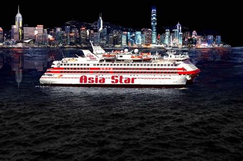 Aisya Syari china joins growing cruise market maritime