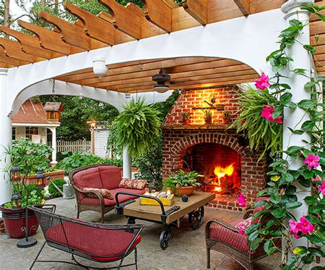How To Make Your Backyard More by Pergola Umbrarul Care Da Stil Curtii Tale