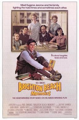 film semi beach brighton beach memoirs film wikipedia