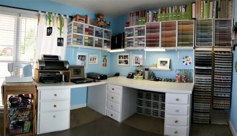 scrapbook room ideas amanda s scrapbook room