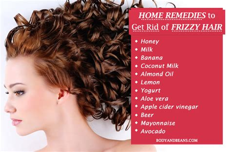 how i get rid of frizzy puffy hair for days helpful 31 home remedies to get rid of frizzy hair easily