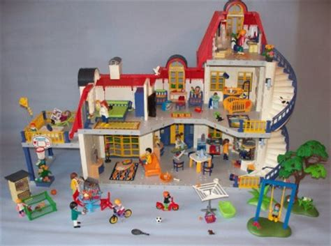 playmobil house playmobil house 3965 furnished extensions 7336 more