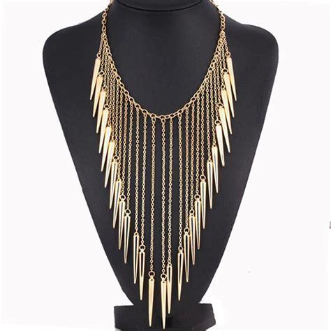 2016 new collares jewelry european style vintage fashion
