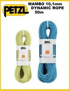 PETZL Mambo 10,1mm Dynamic Rope 50m   JAKARTASAFETY.COM