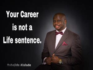 Your Is Not Your Career your career is not a sentence mindmasters worldwide