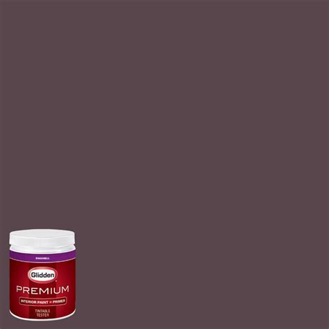 glidden team colors 8 oz cfb 101a ncaa ohio state black interior paint sle gld cfb101a 16