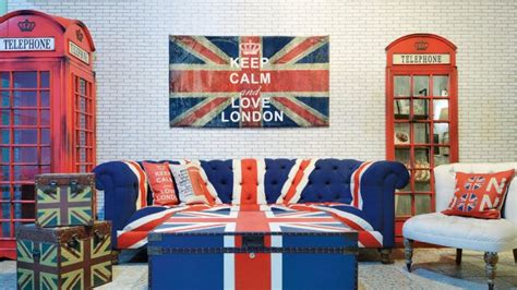 Bantal Leher Motif Unionjack Union Inggris this is calling edisi 163 idea