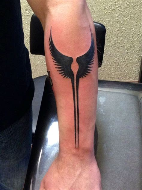 valkyrie wings tattoo valkyrie ideas max payne valkyrie
