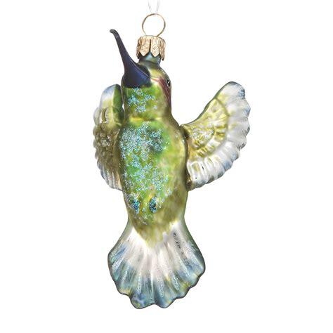 hummingbird christmas ornament gump s