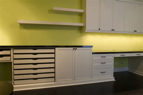 design home office using kitchen cabinets great kitchen cabinets for office use greenvirals style